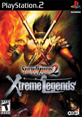 Copertina del gioco Samurai Warriors 2: Xtreme Legends per Playstation 2