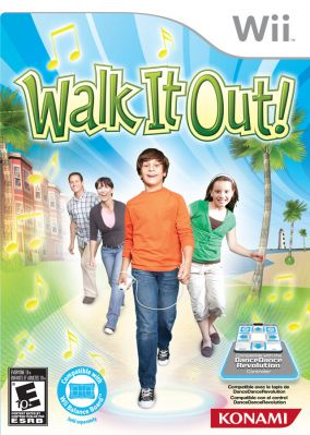Copertina del gioco Walk it out per Nintendo Wii