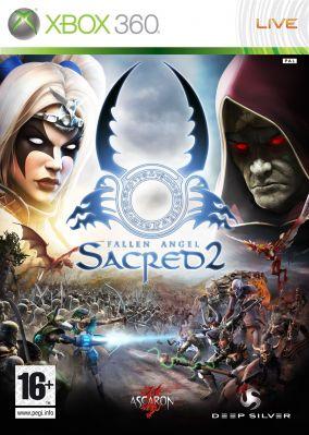 Copertina del gioco Sacred 2 : Fallen Angel per Xbox 360