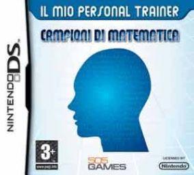 Copertina del gioco Il Mio Personal Trainer: Campioni di Matematica per Nintendo DS