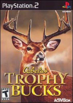 Copertina del gioco Cabela's Trophy Bucks per Playstation 2