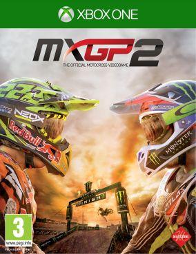 Copertina del gioco MXGP 2: The Official Motocross Videogame per Xbox One