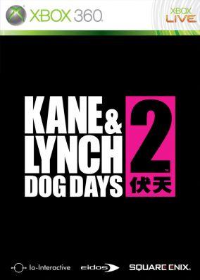 Copertina del gioco Kane & Lynch 2: Dog Days per Xbox 360