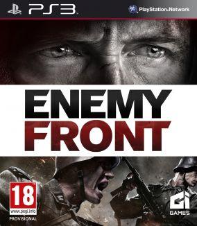 Copertina del gioco Enemy Front per Playstation 3
