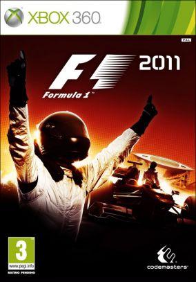 Copertina del gioco F1 2011 per Xbox 360