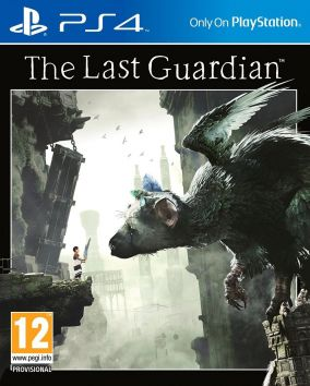 Copertina del gioco The Last Guardian per Playstation 4