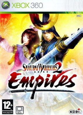 Copertina del gioco Samurai Warriors 2: Empires per Xbox 360