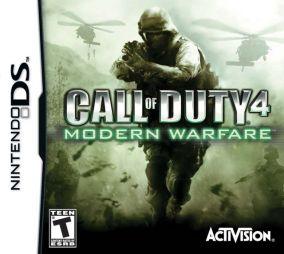 Copertina del gioco Call of Duty 4 - Modern Warfare per Nintendo DS