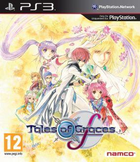Copertina del gioco Tales of Graces f per Playstation 3