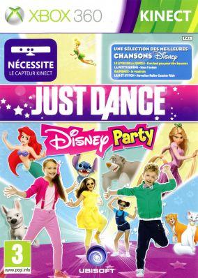 Copertina del gioco Just Dance: Disney Party per Xbox 360