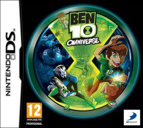 Copertina del gioco Ben 10: Omniverse per Nintendo DS