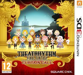 Copertina del gioco Theatrhythm Final Fantasy: Curtain Call per Nintendo 3DS