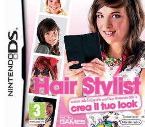 Copertina del gioco Hair Stylist - Crea Il Tuo Look per Nintendo DS