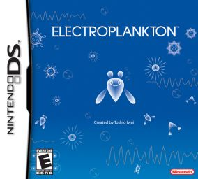 Copertina del gioco Electroplankton per Nintendo DS