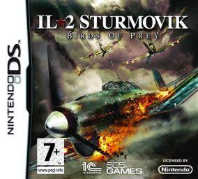 Copertina del gioco IL-2 Sturmovik: Birds of Prey per Nintendo DS