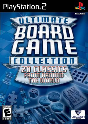 Copertina del gioco Ultimate Board Game Collection per Playstation 2
