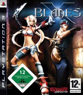 Copertina del gioco X-Blades per Playstation 3