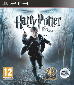 Copertina del gioco Harry Potter e i Doni della Morte per Playstation 3