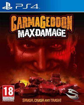 Copertina del gioco Carmageddon: Max Damage per Playstation 4