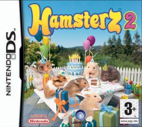 Copertina del gioco Hamsterz 2 per Nintendo DS