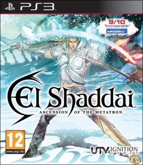 Copertina del gioco El Shaddai: Ascension of the Metatron per Playstation 3