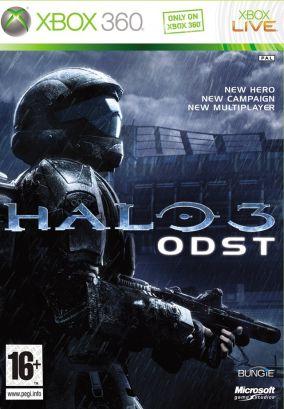 Copertina del gioco Halo 3: ODST per Xbox 360