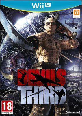 Copertina del gioco Devil's Third per Nintendo Wii U