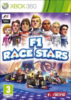 Copertina del gioco F1 Race Stars per Xbox 360