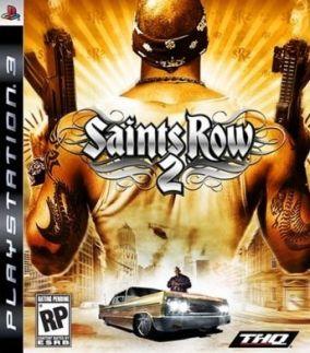 Copertina del gioco Saints Row 2 per Playstation 3