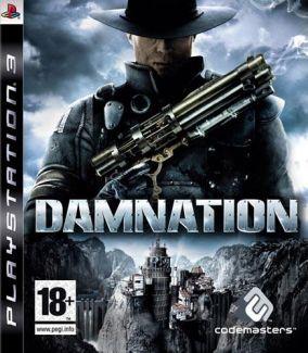 Copertina del gioco Damnation per Playstation 3