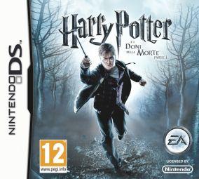 Copertina del gioco Harry Potter e i Doni della Morte per Nintendo DS
