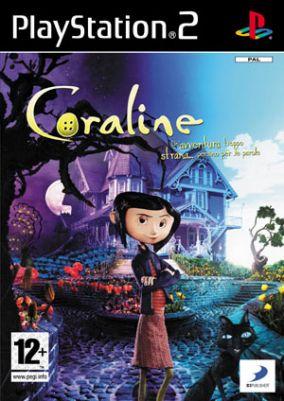 Copertina del gioco Coraline per Playstation 2