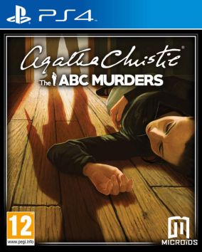 Copertina del gioco Agatha Christie: The A.B.C Murders per Playstation 4