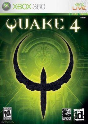 Copertina del gioco Quake IV per Xbox 360
