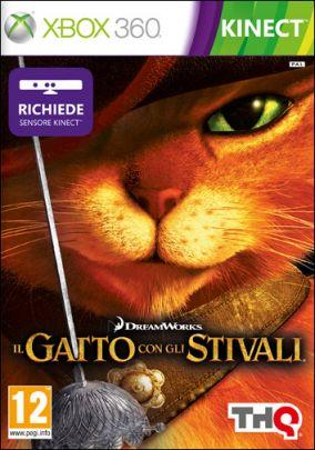 Copertina del gioco Il Gatto con Gli Stivali per Xbox 360