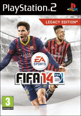 Copertina del gioco FIFA 14 per Playstation 2