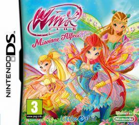 Copertina del gioco Winx Club: Missione Alfea per Nintendo DS