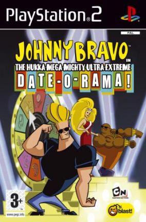 Copertina del gioco Johnny Bravo per Playstation 2