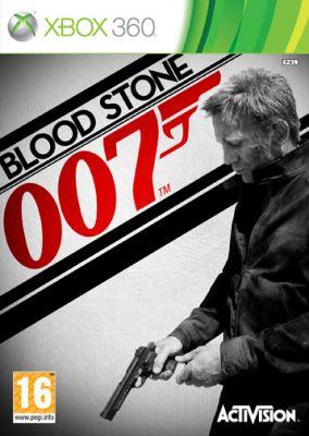 Copertina del gioco James Bond Bloodstone per Xbox 360
