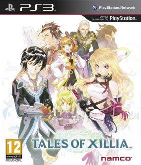 Copertina del gioco Tales of Xillia per Playstation 3