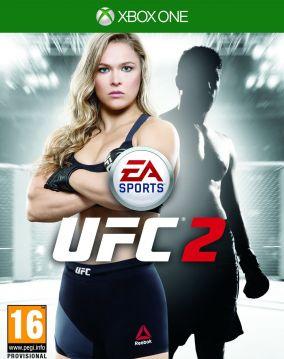 Copertina del gioco EA Sports UFC 2 per Xbox One