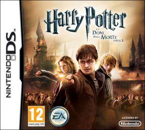 Copertina del gioco Harry Potter e i Doni della Morte: Parte 2 Il Videogame per Nintendo DS