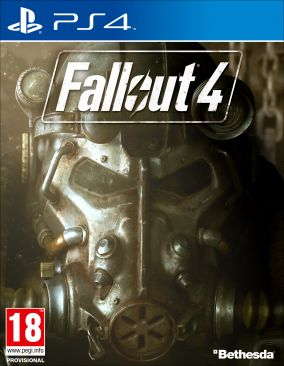 Copertina del gioco Fallout 4 per Playstation 4