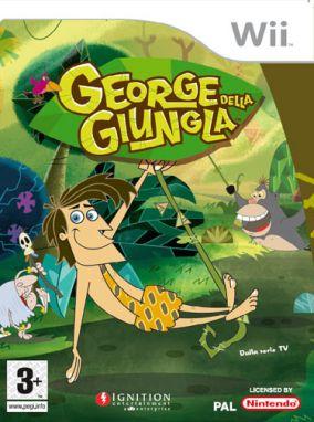 Copertina del gioco George Della Giungla per Nintendo Wii