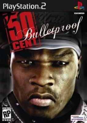 Copertina del gioco 50 Cent Bulletproof per Playstation 2