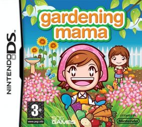 Copertina del gioco Gardening Mama per Nintendo DS
