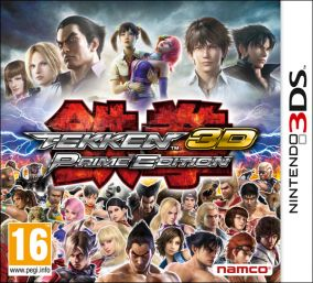 Copertina del gioco Tekken 3D Prime Edition per Nintendo 3DS