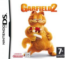 Copertina del gioco Garfield 2 per Nintendo DS