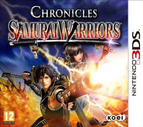 Copertina del gioco Samurai Warriors Chronicles per Nintendo 3DS