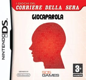 Copertina del gioco Il Mio Personal Trainer: GiocaParola per Nintendo DS